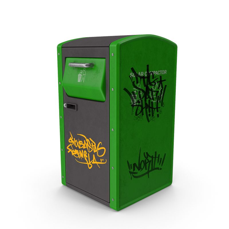 !Recycling Trash Can.H03.2k