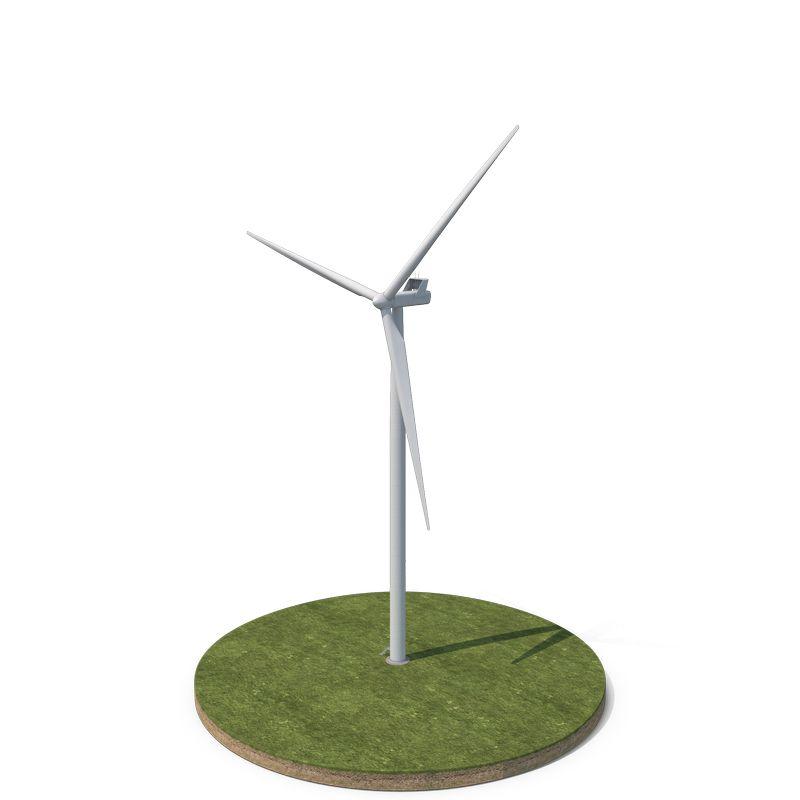 !Wind Turbine on Ground.H03.2k